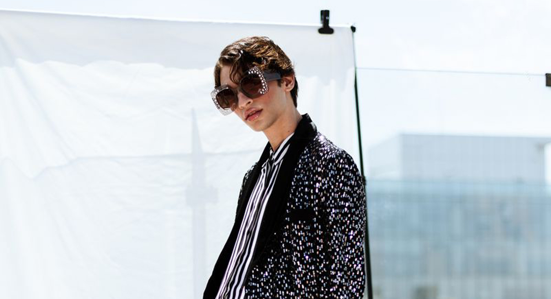 Emma Sung trans model