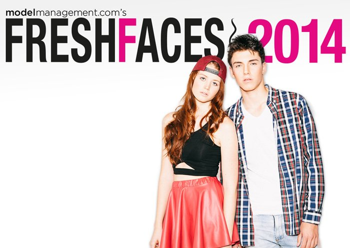 Fresh Faces 2014